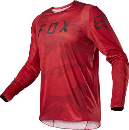 BLUZA FOX 360 SPEYER RED XXL