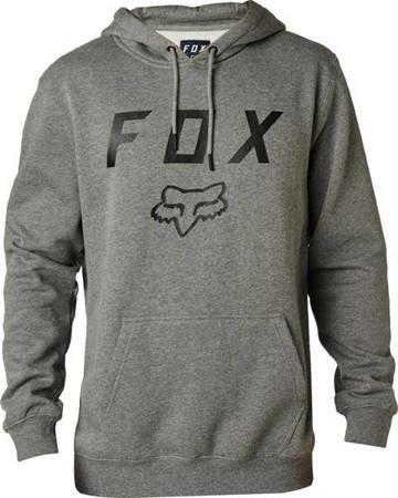 BLUZA FOX Z KAPTUREM LEGACY MOTH HEATHER GRAPHITE