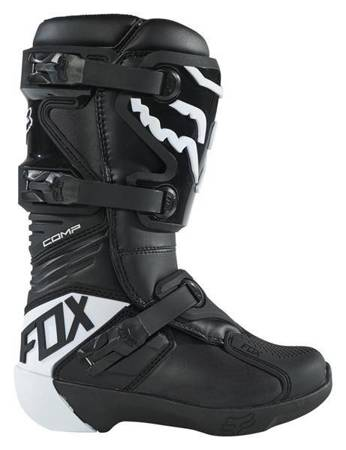 BUTY FOX JUNIOR COMP BLACK Y7