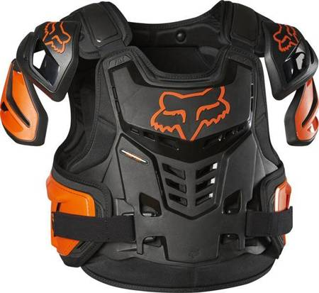 BUZER FOX RAPTOR ORANGE