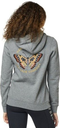 Bluza z kapturem FOX Lady Flutter Heather Graphite