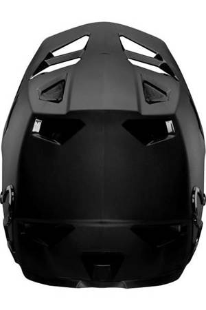 KASK ROWEROWY FOX JUNIOR RAMPAGE BLACK/BLACK YL