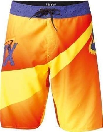 SPODENKI BOARDSHORT FOX FLIGHT YELLOW