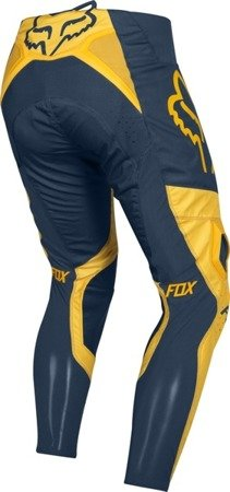 Spodnie FOX 360 KILA Navy/Yellow 2019